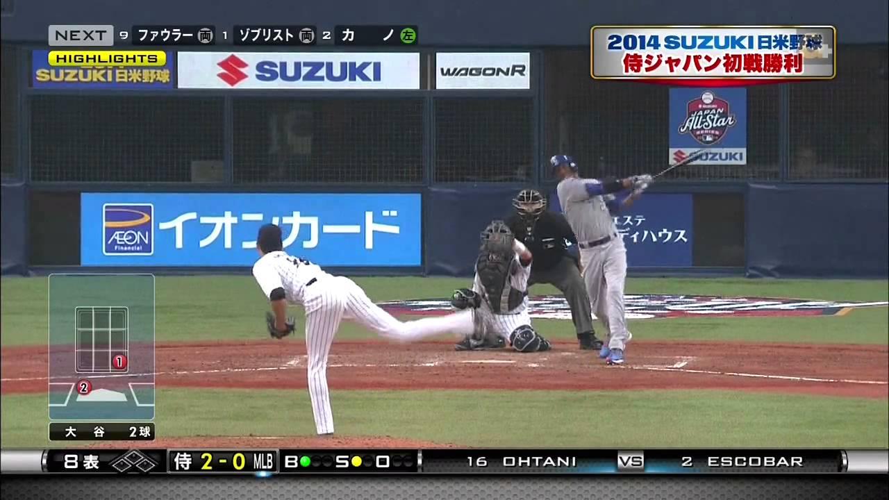 MLBハイライト