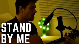 Ben E. King - Stand By Me (Acoustic Music Cover by Rodrigo Pandeló) with Lyrics