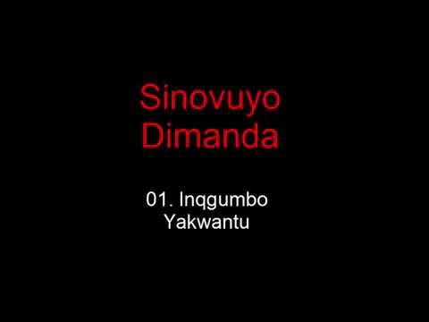 Sinovuyo Inqgumbo Yakwantu
