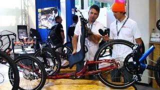 Technik-Report: Liege-Dreiräder von ICE und TRAIX
