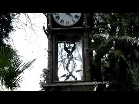 Orologio ad Acqua - Embriacios water clock at the Pincio Gardens in Rome (manortiz