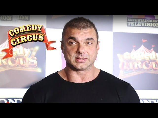 Sohail Khan Excited To Judge Comedy Circus | Interview