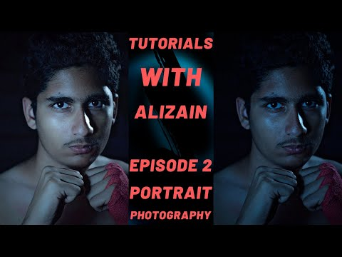 Portrait Photography Tutorial Episode 2 📸 Cinematic Lighting thumbnail