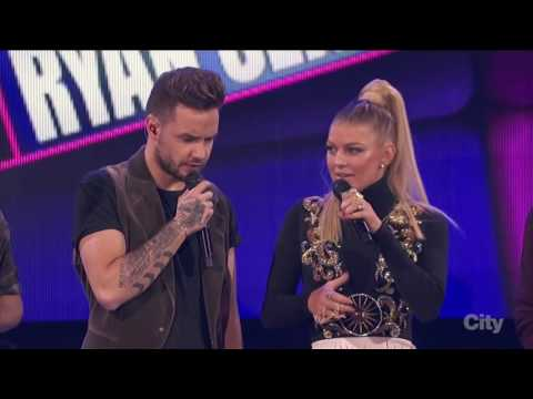 ONE DIRECTION 2015 BILLBOARD HOLLYWOOD PERFORMANCE (OVER-DUBBED VERSION)