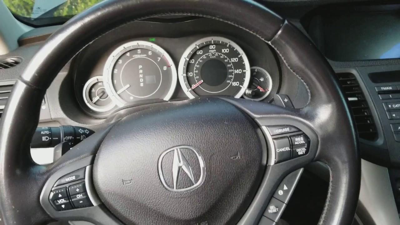 Acura Tsx Starter Problem YouTube - 2005 acura tsx starter