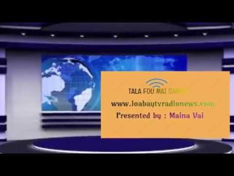 TALA FOU MAI SAMOA (audio only) 20 Oketopa 2017 SAMOATV TALA'LASI LIVE-TV 24/7