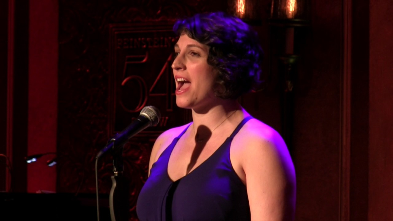 "Rachel Hirsch - ""Days and Days"" (Fun Home; Jeanine Tesori & Lisa Kron)"