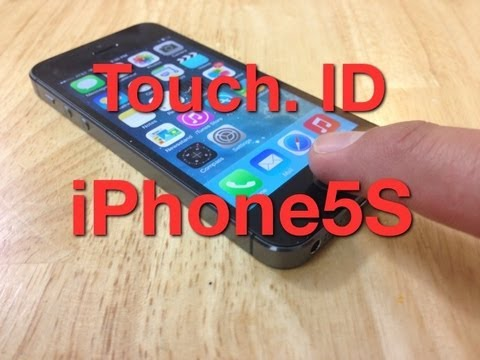 Touch ID en el iPhone 5S - Lo que puedes hacer con esta función