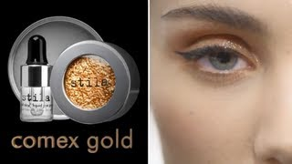 Stila's NEW Magnificent Metals Foil Finish Eye Shadow Thumbnail