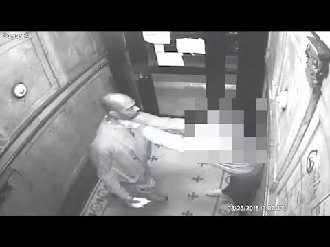 Woman fights off attacker in East Harlem building entrance