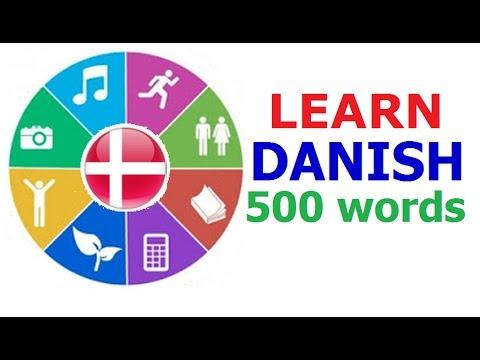 Learn Danish (Vocabulary)