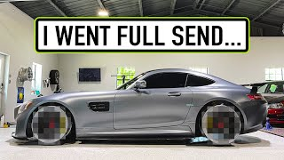 homepage tile video photo for The CRAZIEST wheels I've ever built... Going Full Send on the AMG