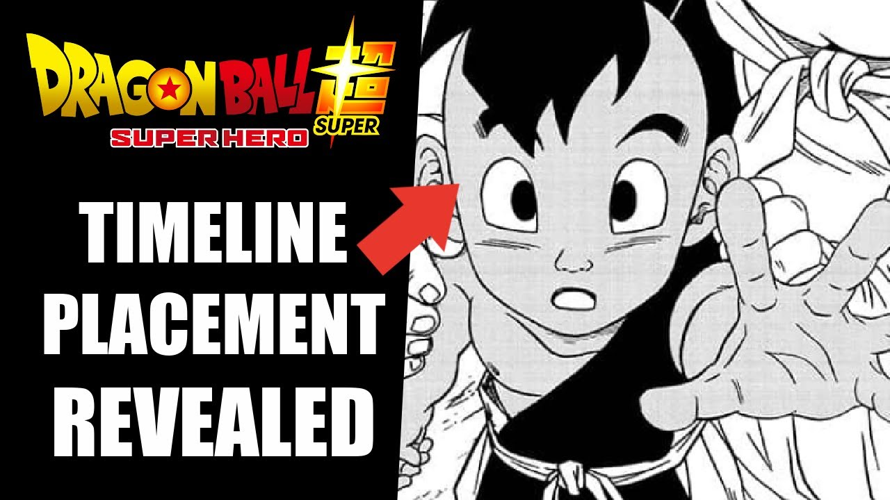 Download When Dragon Ball Super Super Hero Takes Place REVEALED