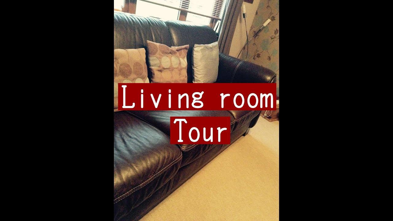 Living Room Tour) - YouTube