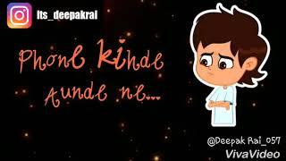 Sakhiyaan الحب الجديد أغنية manider buttar whatsap حالة إنشاء bt لها deepakraii