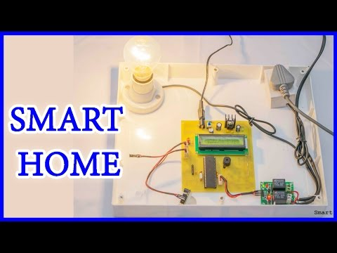 How to make a Smart HOME Automation