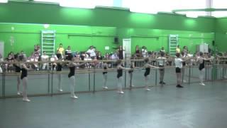 Открытый урок по хореографии в цирковой студии Дантри