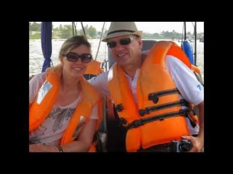 PXN Travel - Vietnam tourist 2015 - THE FLOATING MARKET (CAI BE - VINH LONG)