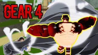 GEAR 4 - BOUNCEMAN IN RO-PIECE 🔥 | SHOWCASE | ROBLOX