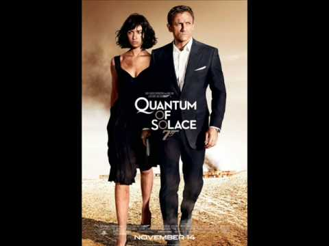 Quantum Of Solace OST 9th