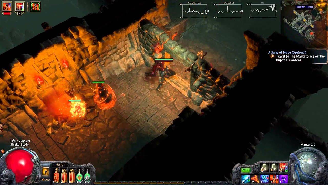 Poe Build Totem