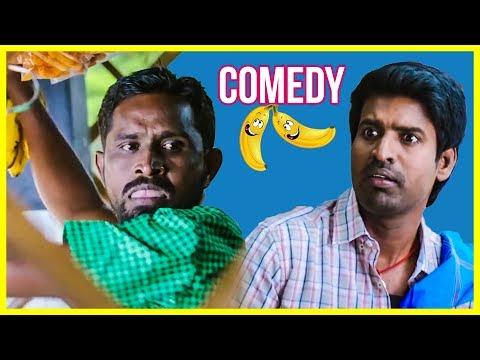 Rajini Murugan -  Banana Comedy | Sivakarthikeyan | Keerthy Suresh | D.Imman