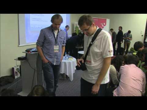Lasse Ziegler - The Marshmallow Challenge