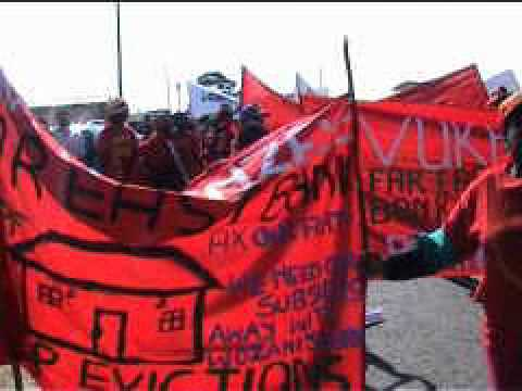 South African Landless and Anti-Privatisation Movement
