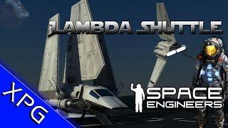 Space Engineers: Star Wars Lambda Shuttle  (Community Spotlight)