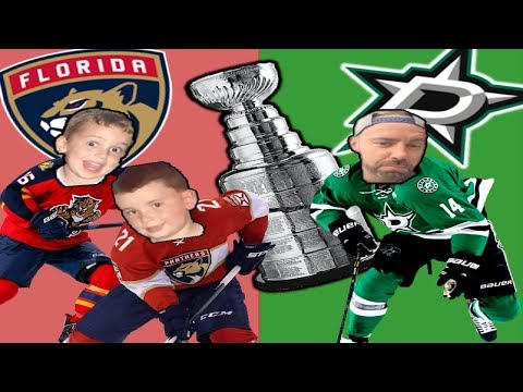 QUINN CUP FINALS!! - KNEE HOCKEY - DALLAS STARS / FLORIDA PANTHERS - SEASON 2 - QUINNBOYSTV