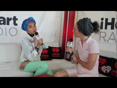 Yuna on Being a Lawyer, Music & Her Family | Lollapalooza Interview