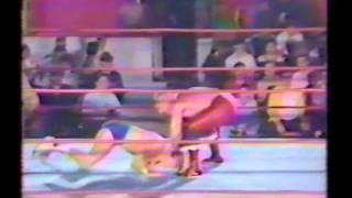 Bob Della Serra vs  Troy Martin (July 5, 1986)
