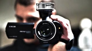 Sony NEX-VG30 Camcorder Depth of Field