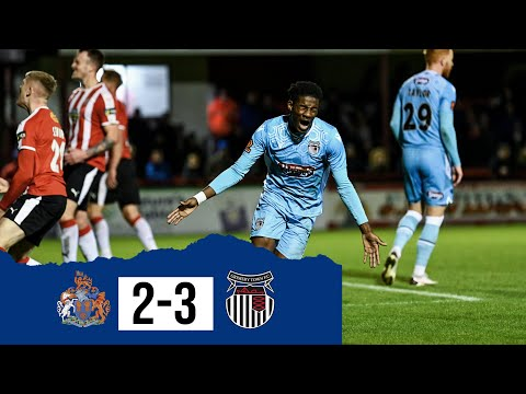 Altrincham Grimsby Goals And Highlights