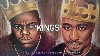 UNDERGROUND KINGS - BASE DE RAP / HIP HOP INSTRUMENTAL USO LIBRE (PROD BY LA LOQUERA 2018)