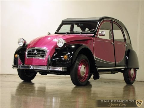 1965 citroen 2cv deux chevaux for sale youtube. Black Bedroom Furniture Sets. Home Design Ideas