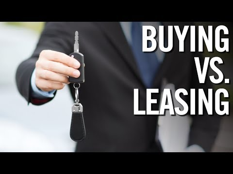 BUYING VS LEASING A CAR 🚗 Should You Buy Or Lease A Car?