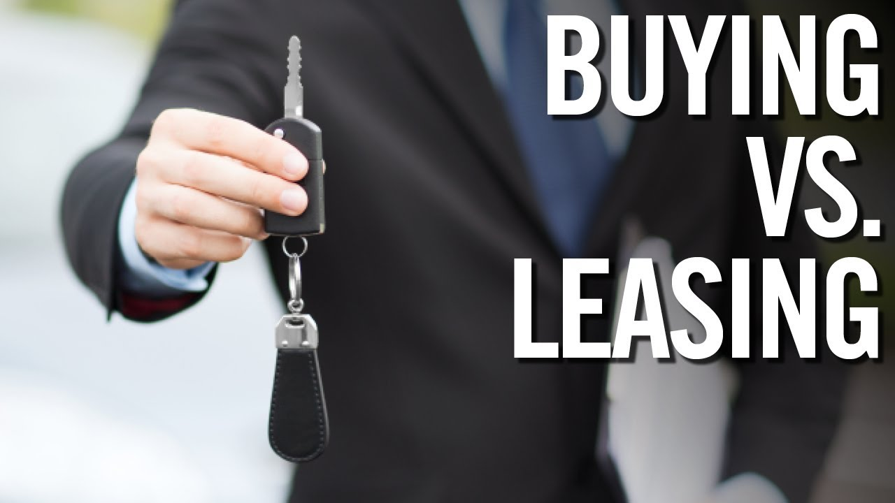 why lease a car vs buying