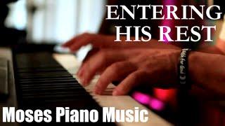 Entering HIS Rest - Piano Worship Soaking Prophetic Prayer Music - Musica para orar Cristiana
