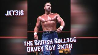WWF: The British Bulldog Davey Boy Smith Theme - Bulldog (Aren…