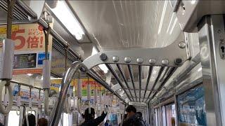 【日立IGBT】南海6200系50番台6552F(元8200系)走行音 / Nankai 6200 Sound