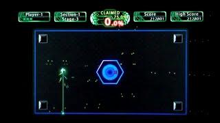 Qix++ Xbox Live Arcade Gameplay