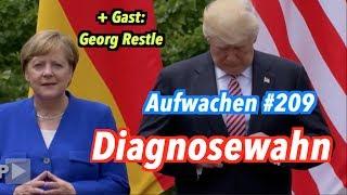 Aufwachen #209: Zizek, Sozialdemokraten hier & da + Gast: Georg Restle