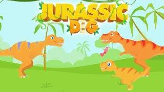 Archaeologist - Jurassic Dig - Tyrannosaurus Family | Eftsei Gaming