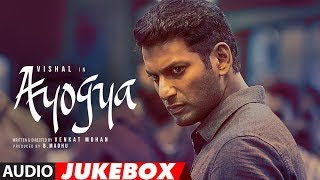 Ayogya Full Album Jukebox || Anirudh Ravichander | Vishal, Raashi Khanna | Sam CS
