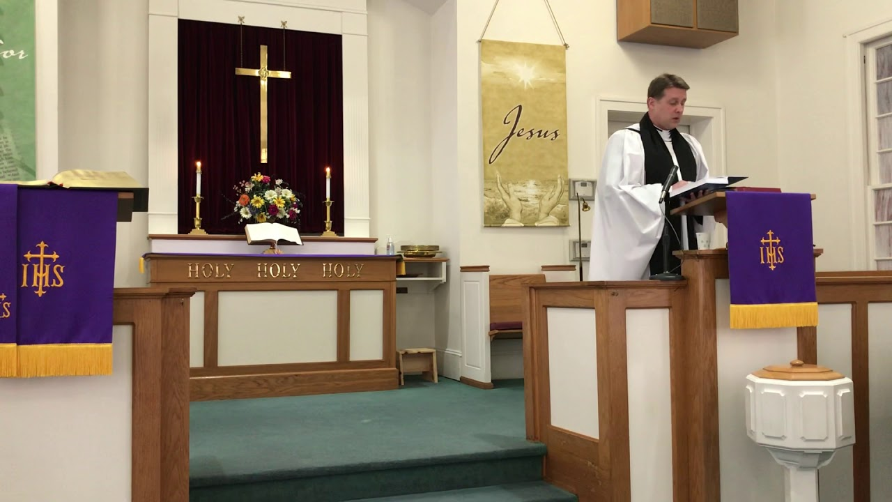 Boger Reformed Church Service; Sexagesima Sunday 2/7/21