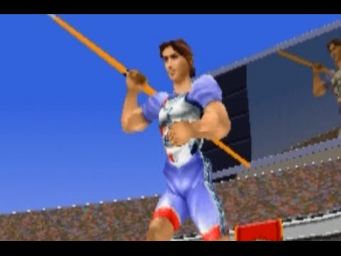 International Track & Field (PS1) Playthrough - NintendoComplete
