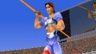 International Track & Field (PS1) Playthrough - NintendoComplete