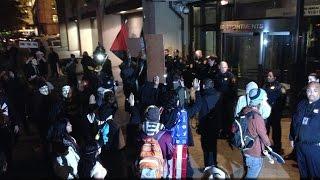 Million Mask March Washington D.C. 2014