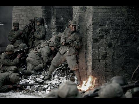 Bloodiest battle of Chinese Civil War [Eng Sub]《集结号》血腥战斗